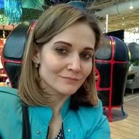 Фотография страницы Анжелики Петровой ВКонтакте