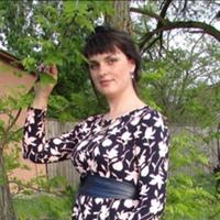 Фотография страницы Ирины Семененко ВКонтакте