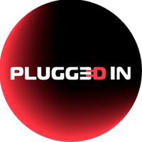 Логотип Plugged In