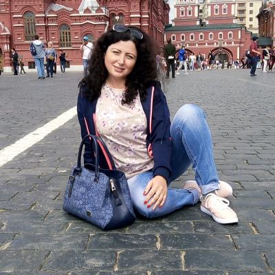 Irina Chemerisova, Kantemirovka