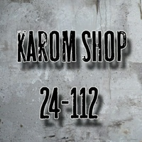 KAROM SHOP 24-112