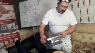 Аппаратные методы массажа! Как применять медицинская техника для массажа.
