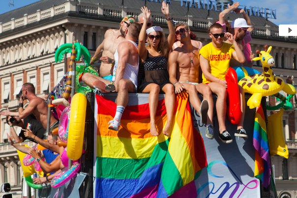 Gay lesbian towns