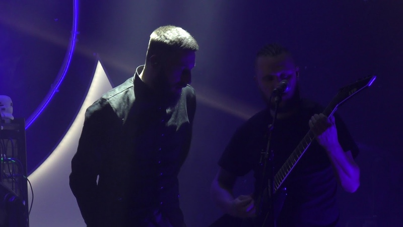Caliban LIVE Paralyzed Haarlem NL Patronaat 2018 12 02 FULL HD 1080p50