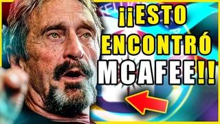 ➡️ Por esto eliminaron a John McAfee | ¡McAfee reveló un secreto sobre la élite estadounidense!