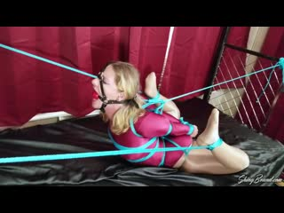 Fayth_On_Fire_Strict_Backarch_Hogtie