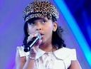 FRANCIELE FERNANDA Se quiser Jovens Talentos Kids Raul Gil 08 09 12