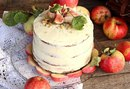 Осенний чудесный торт