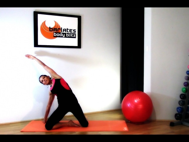 FREE Abs Workout PILATES BARRE ABS Sculpted Core BARLATES BODY BLITZ