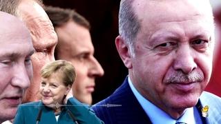 Франция против Турции: Макрон ступает на минное поле, вставляя Анкаре палки в колеса
