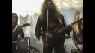 Презентация альбома КМ Каннибал 1991 год (1)
