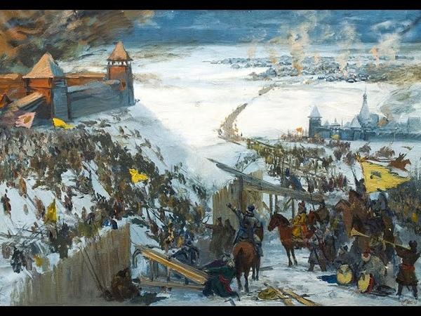 Как Батый Хан Киев взял