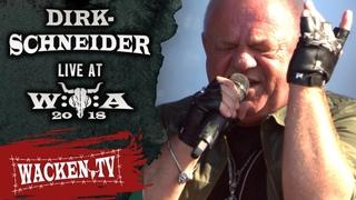 Dirkschneider - Metal Heart - Live at Wacken Open Air 2018