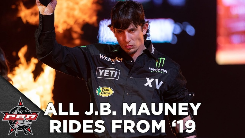 ALL 13 Rides From J.B. MAUNEY From 2019 Season