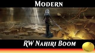 MTGO Modern - RW Nahiri Boomer Midrange