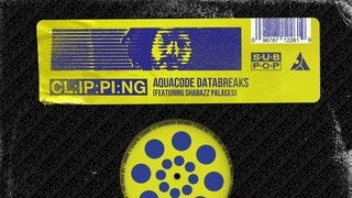 clipping. – Aquacode Databreaks (feat. Shabazz Palaces)