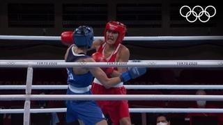 Женский бокс 🥊 сегодня команда ОКР осталась без шансов на медали