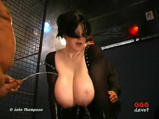 [GGG] Tilly - Devot Sperma und Pisse 5 (2 часть) [Big Tits, Boobs, Blowjob, Cumshot, Facial, Femdom, German, GS, MILF, Pissing]