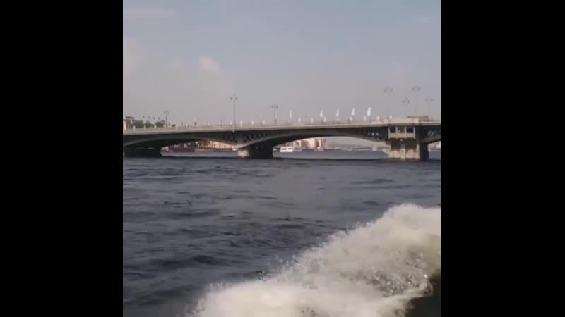 170 лет Благовещенскому мосту