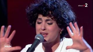 Barbara Pravi : Voilà live acoustique / Eurovision France - 20h30 le dimanche