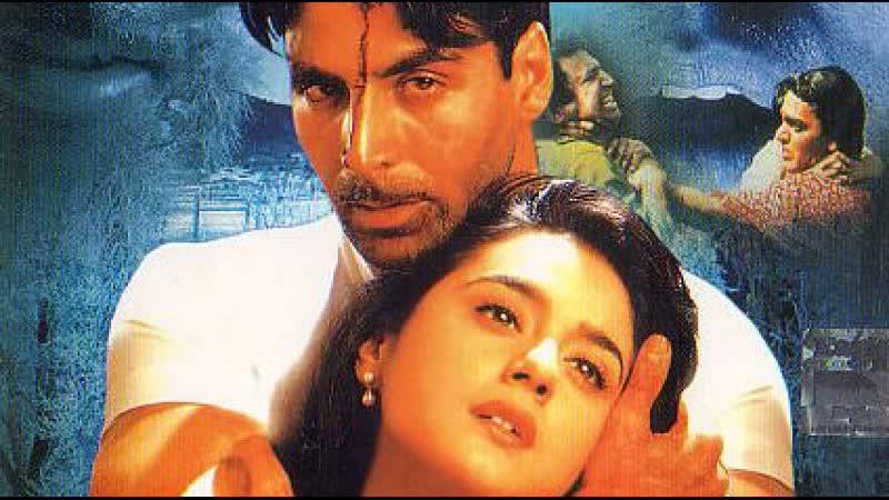 Криминальный роман Индийский фильм 1999 год В ролях Акшай Кумар Прити Зинта Ашутош Рана Алия Бхатт и другие