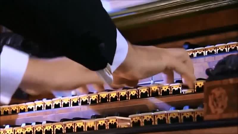 Органная музыка JSBachToccata and Fugue in D minorHD