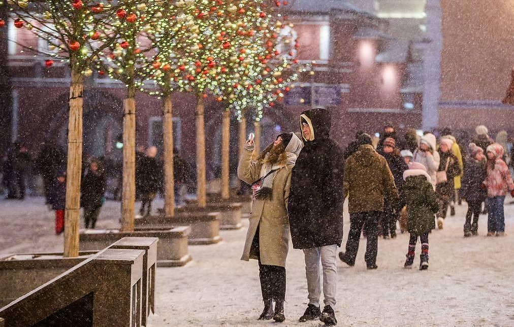 Мещовск ждет аномальный холод во второй половине недели