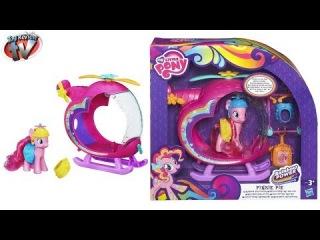 My Little Pony: Rainbow Power Pinkie Pie's Rainbow Helicopter Toy