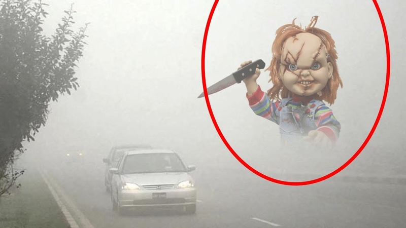 Top 5 CHUCKY CAUGHT ON CAMERA SPOTTED IN REAL LIFE