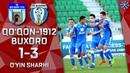 Qo'qon 1912 Buxoro 1 3 O'yin sharhi Superliga 4 tur 14 04 2019