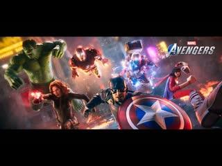 «Мстители Marvel» | В продаже с 4 сентября