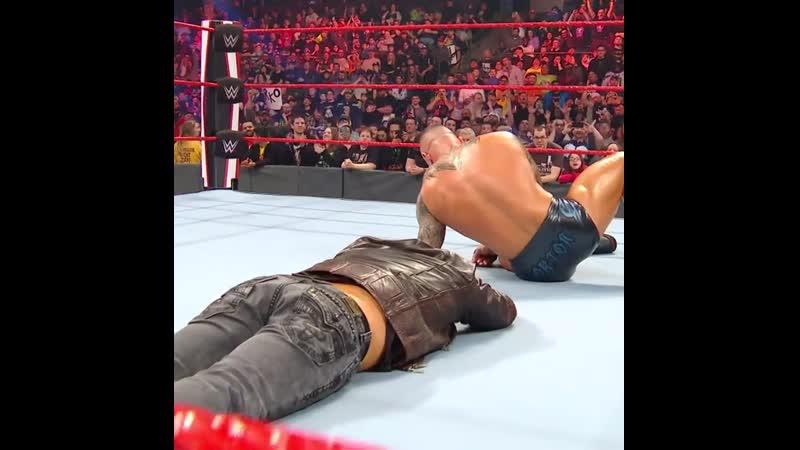 Raw RKO