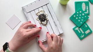 DIY Notepad Decor Idea from cardboard | Diy Notebook Cover