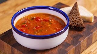 Этот рецепт вы сохраните в избранное. Суп способный удивить любого. Русский зимний суп.