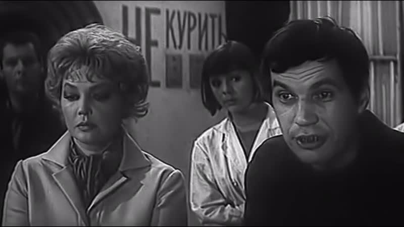 Георгий Бурков - «Будет что вспомнить!» (1968) HD