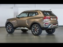 The conceptional car LADA 4x4 VISION presented by Steve Mattin today 29 August 2018