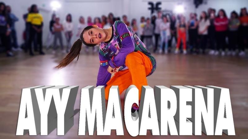 AYY MACARENA DANCE TYGA Choreography Sabrina Lonis