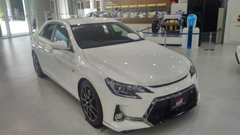 In Depth Tour Toyota MarkX GR JDM - Indonesia