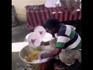 Да что ты знаешь о мытье посуды