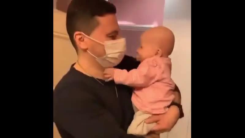 Ковид веселый папочка