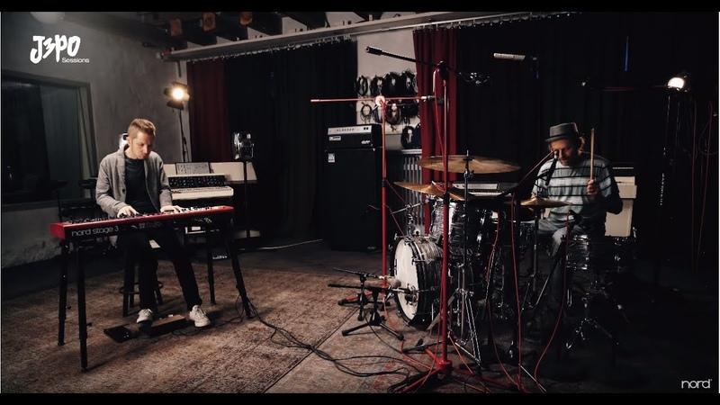 Nord Live Sessions Julian J3PO Pollack 6 Experify