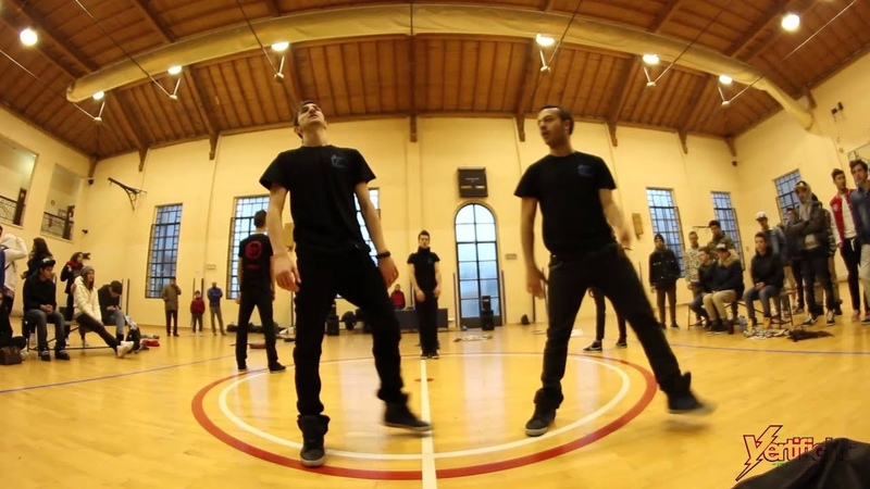 VERTIFIGHT ITALIA 18 BEST TEAM SHOW Aosta Free Moves