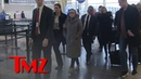 Ruth Bader Ginsburg Talks About Her Post Surgery Condition at Reagan Airport | TMZ