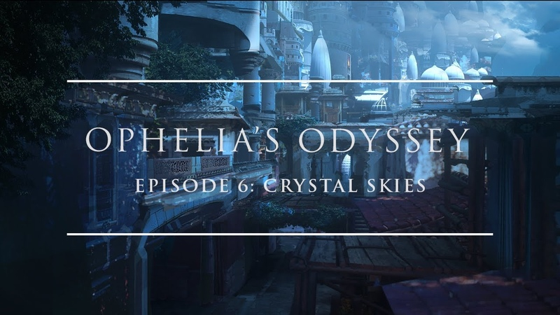 Ophelia's Odyssey Episode 6 with Crystal Skies Ophelia Records