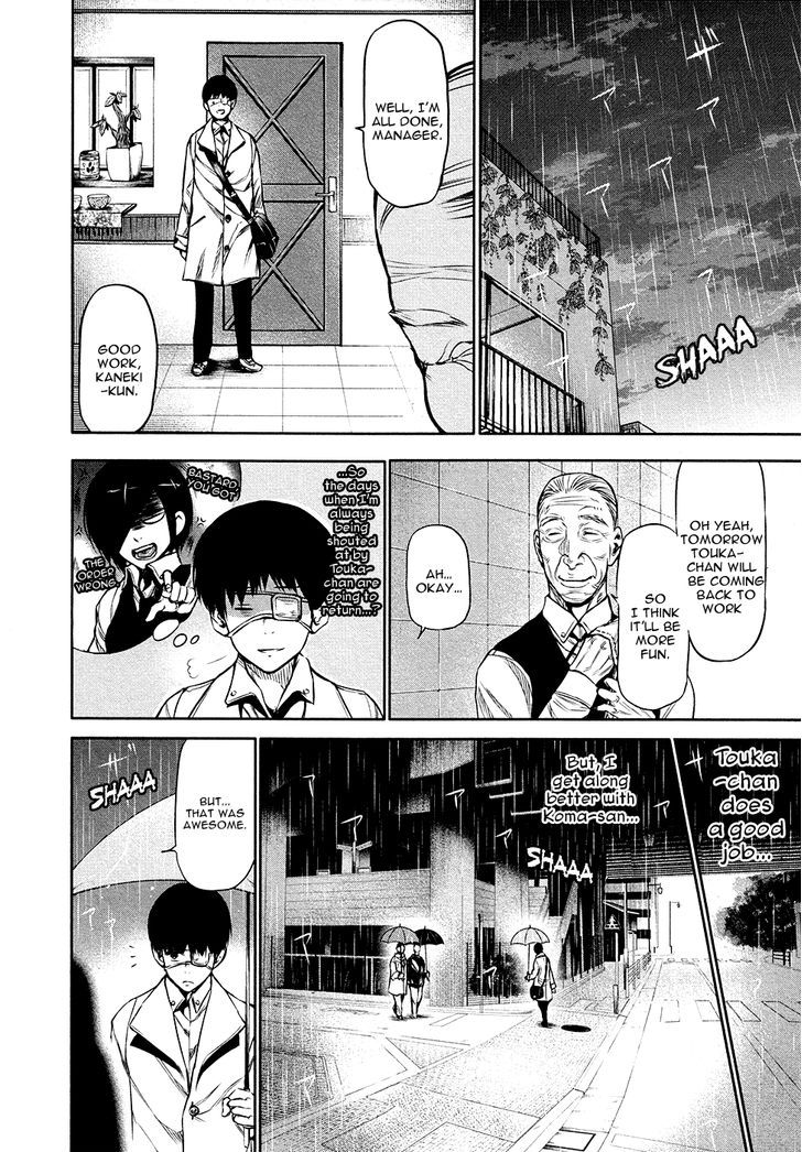 Tokyo Ghoul, Vol.2 Chapter 15 Mother and Daughter, image #8