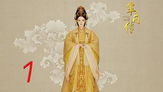 The Legend of Mi Yue 01 Engsub (Betty Sun, Tamia Liu, Alex Fong,Huang Xuan)